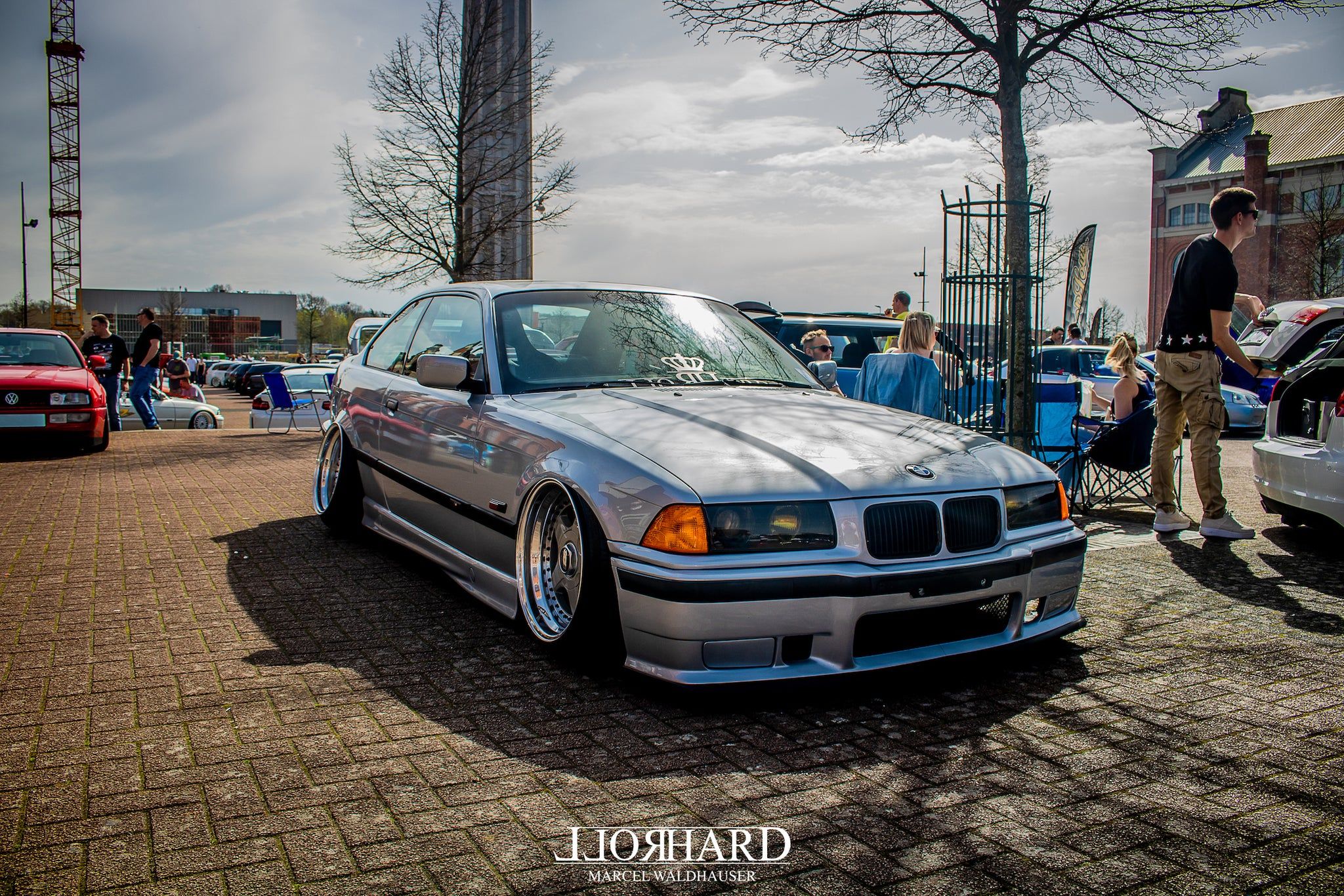 Support Your Local Car Meet RollHard - Car meet