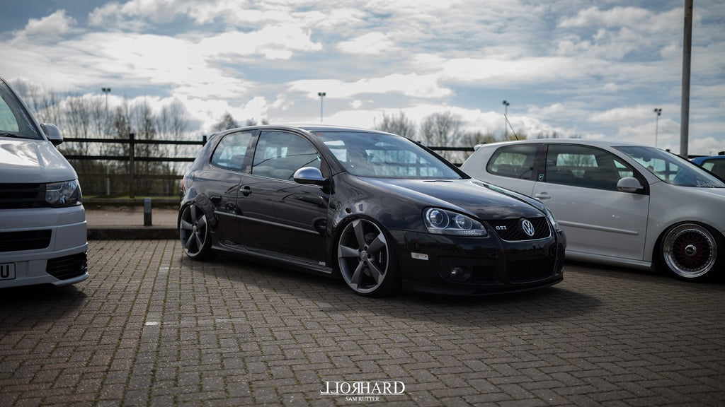 Andymk5gti's Mk5 Golf GTI static Early Edition 2016
