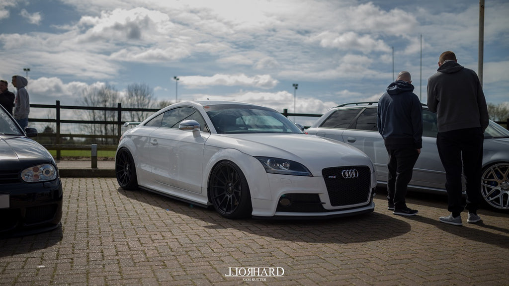 Audi TTS mk2 Early Edition 2016