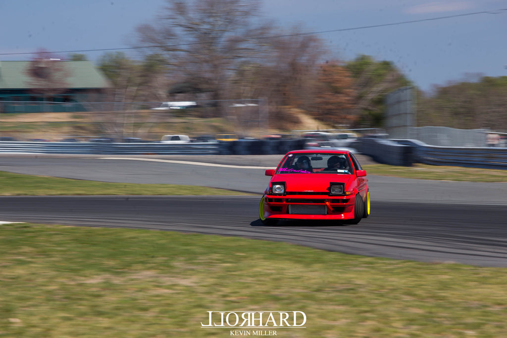 """The Drift Kings 2.0"" - Lock City Drift, CT. Kevin Miller RollHard Report"
