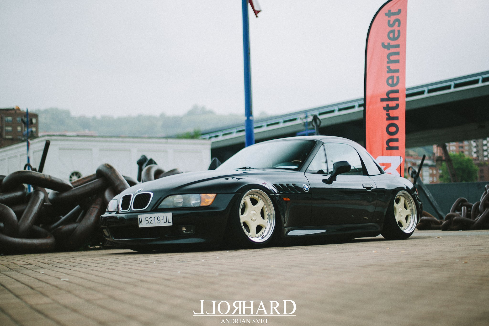 Northernfest Bilbao 2018, RollHard Event Coverage - Spanish Car Scene, Modified Cars, Low Cars, Performance Volkswagen, Slam Sanctuary, ILB Drivers Club, Euro Crew Spain