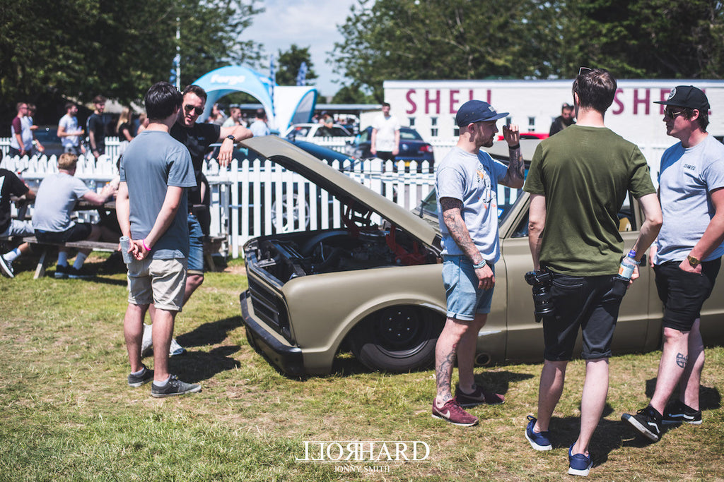 Players Classic Show 2017 - Goodwood