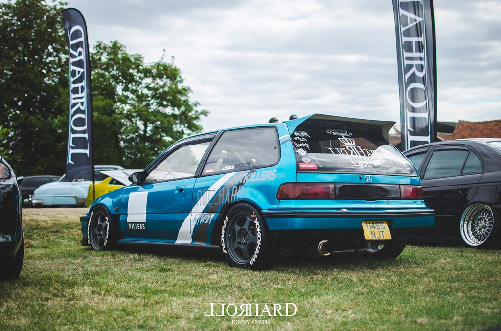 RollHard Cressing Show - Jonny Smith 14-09-16