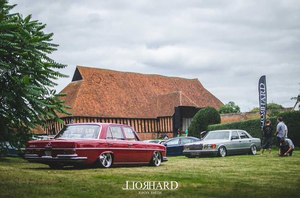 RollHard: The Show, Cressing Temple Barns 13/08/17