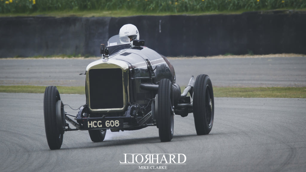 Delage DH V12 10 Litre 60 degree V12 producing 280bhp
