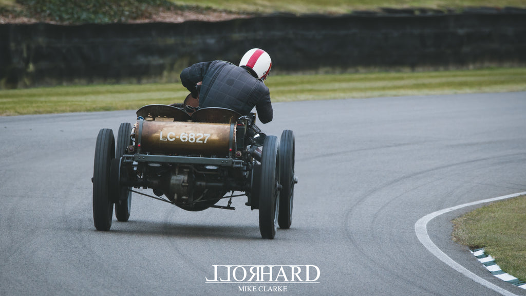 RollHard 74th Members Meeting Goodwood 2016