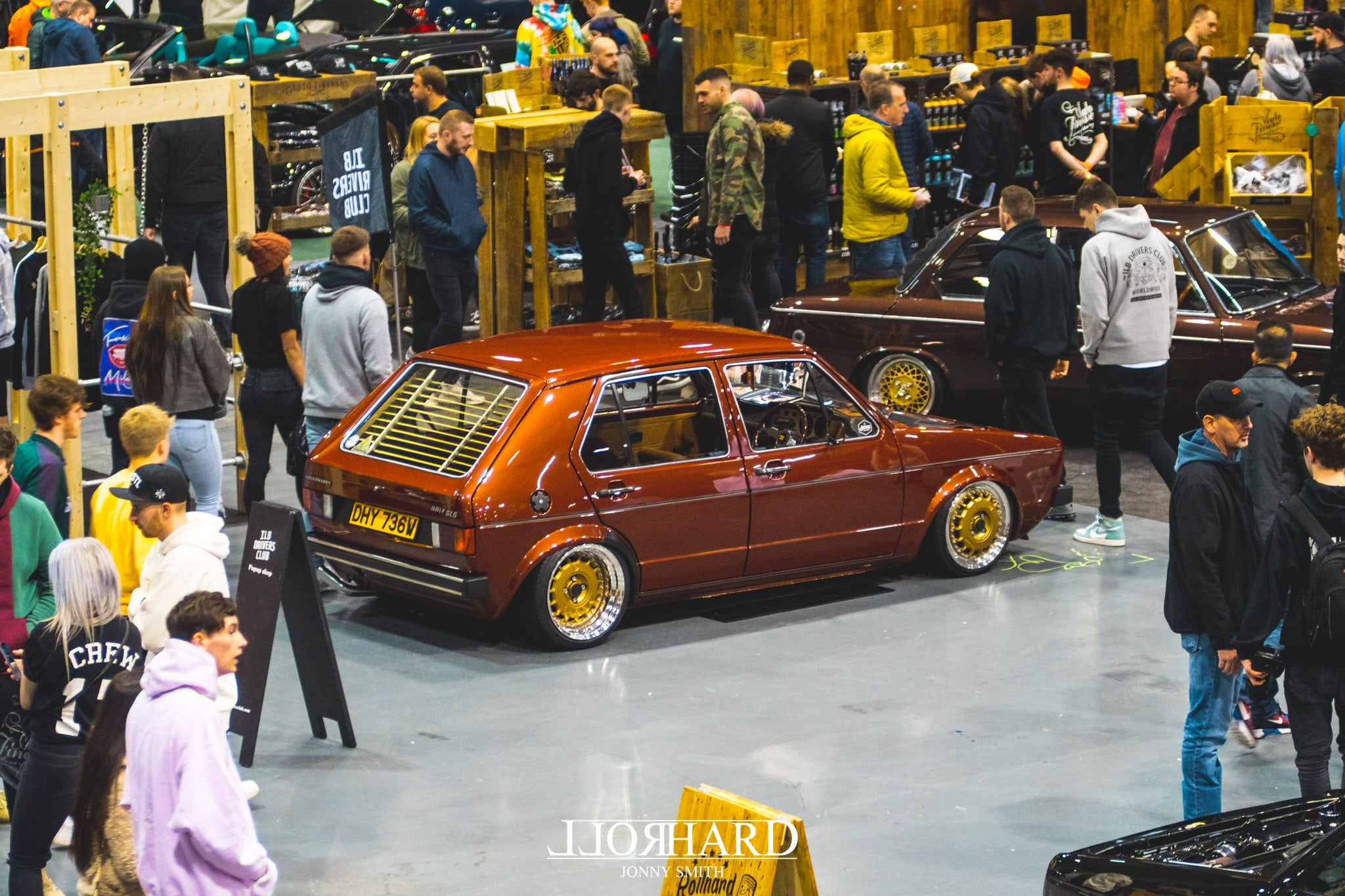 Ultimate Dubs 2019 Show Coverage, RollHard, Slam Sanctuary, Slammed UK, Auto Finesse, Meguiars, Players Show, Syco, Telford International Centre, UD2019, UD19, UDprep, 2019 modified car show, season opener, custom cars, Volkswagens, VWs, Dubs, low cars, low VWs, BBS, rotiform, centrelock wheels, performance volkswagen magazine
