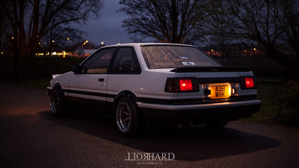 Luke Polybank's AE86 [ハチロク: The AE86 Trueno]