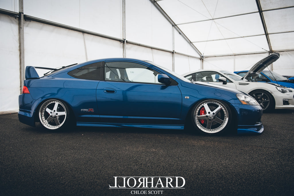 Dubshed 2016 – DC5 Honda Integra Type R Work Equip 5 – RollHard