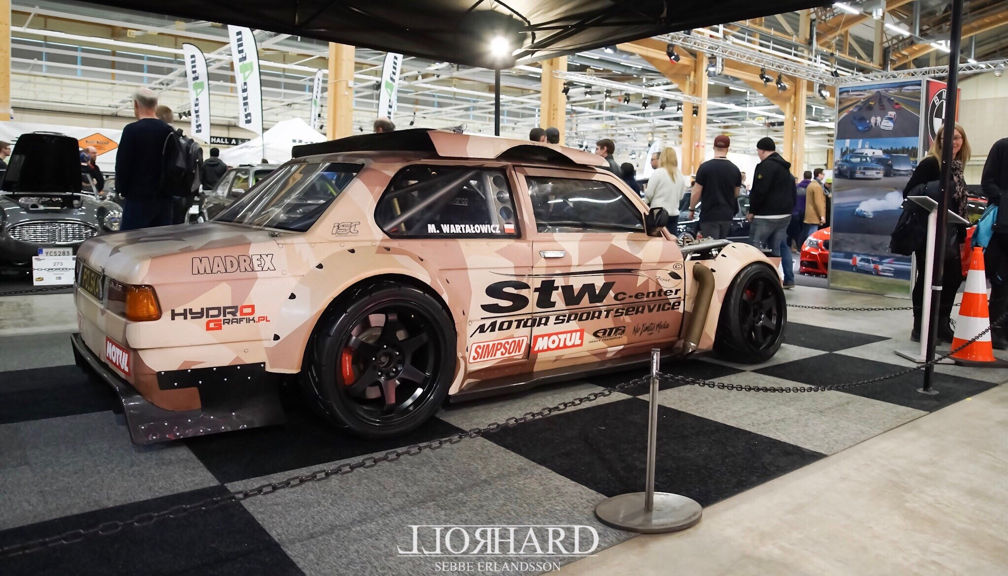 Bilsport Performance and Custom Car Show 2018, Swedish Modified Cars, Swedish custom cars, custom car show, RollHard show coverage, car culture, all makes all models one community