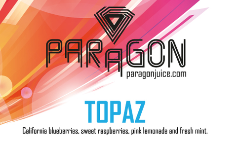 TOPAZ by PargonJuice - Paragon Juice E Liquid