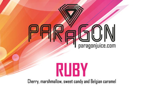 RUBY by PargonJuice - Paragon Juice E Liquid