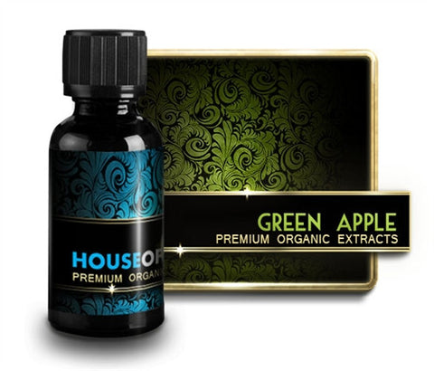 GREEN APPLE - House Of Liquids E Liquid