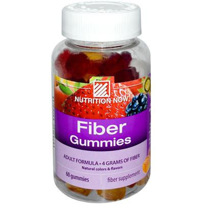 Nutrition Now Fiber Gummies