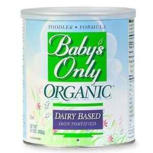 Baby's Only Kosher Toddler Form (1x12.7 Oz)