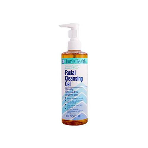 Home Health Facial Cleansing Gel - 8 Fl Oz - evoxMarket