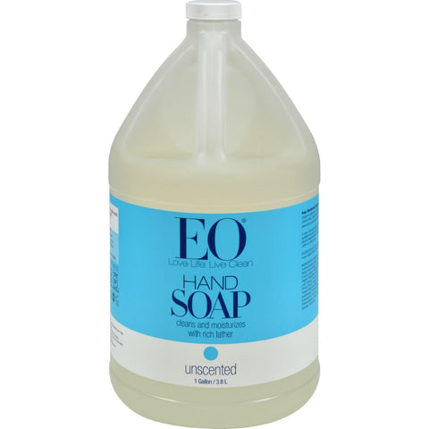 Eo Products - Liquid Hand Soap Refill Unscented - 128 Fl Oz