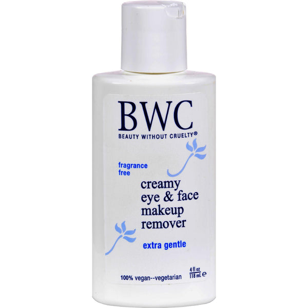 Beauty Without Cruelty Eye Make Up Remover Creamy - 4 Fl Oz