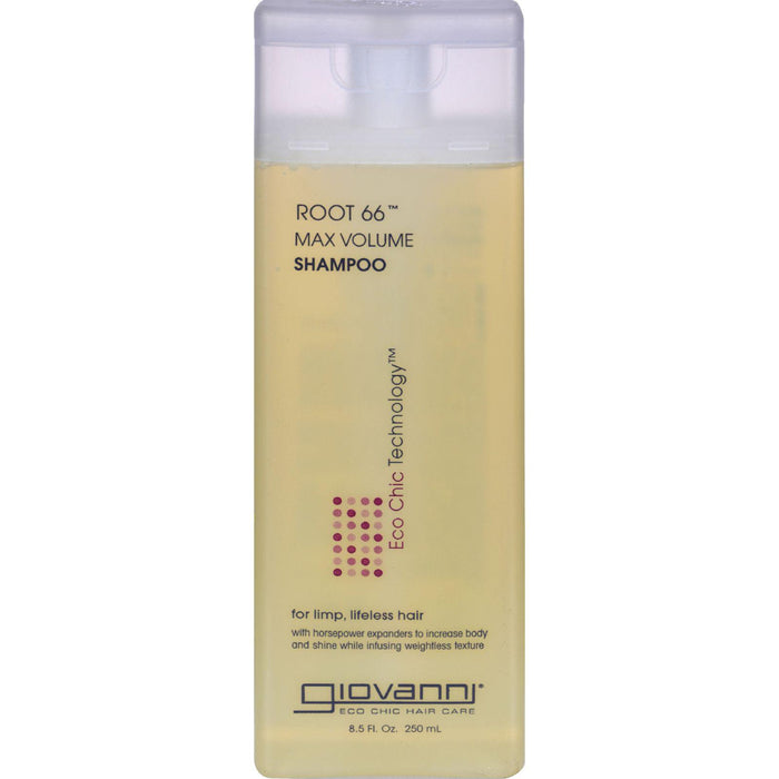 Giovanni Root 66 Max Volume Shampoo - 8.5 Fl Oz