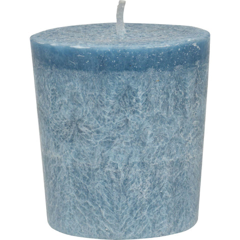 Aloha Bay Votive Candle - Fresh Rain - Case Of 12 - 2 Oz