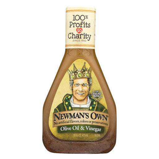 Newman's Own Red Wine Dressing - Vinegar And Olive Oil -