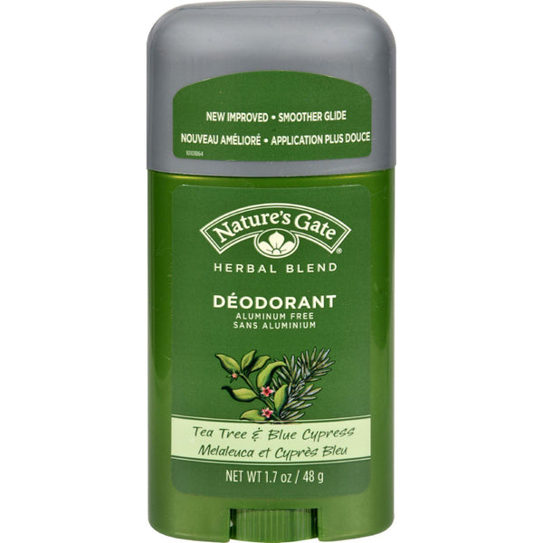 Nature's Gate Tea Tree Deodorant - 1.7 Oz