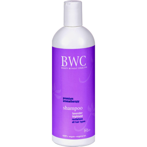 Beauty Without Cruelty Shampoo Lavender Highland - 16 Fl Oz