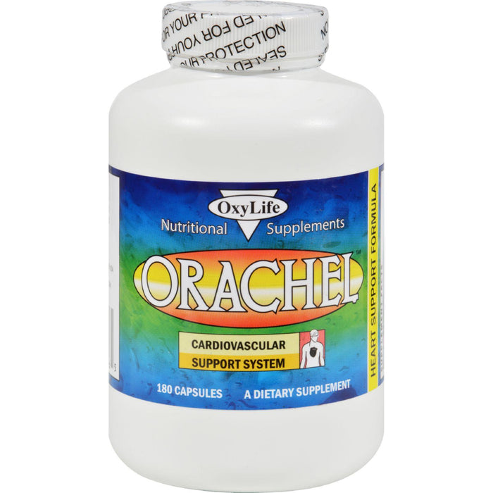 Oxylife Products Orachel Cardiovascular Support System - 180