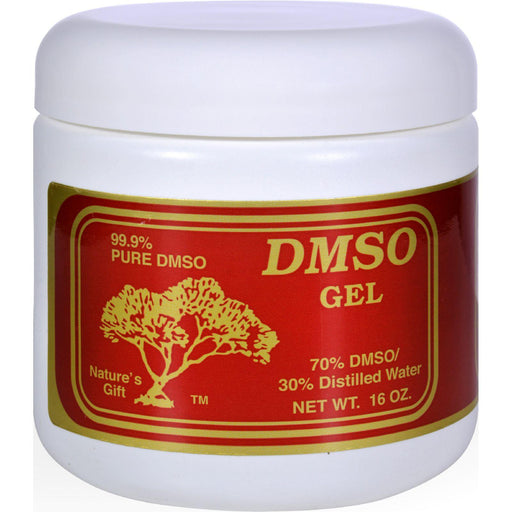 Dmso Unfragranced Gel - 16 Oz