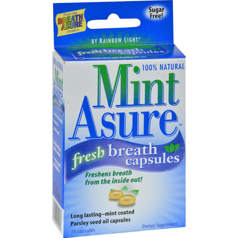 Mint Asure - Fresh Breath Capsules