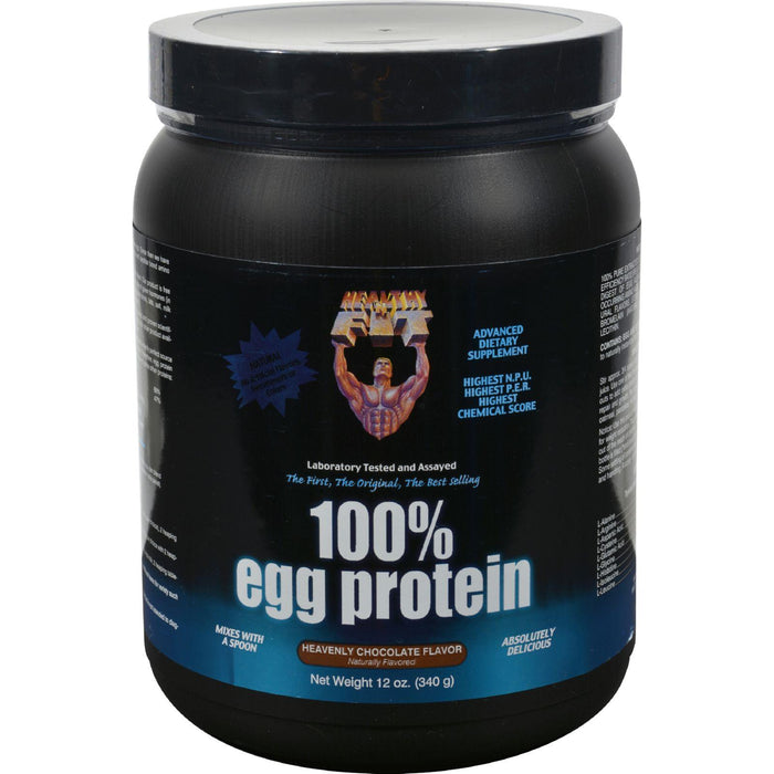 Healthy 'n Fit Nutritionals 100% Egg Protein Heavenly
