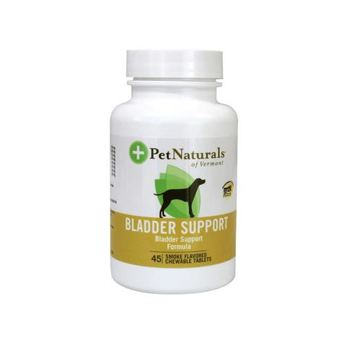 Pet Naturals Of Vermont Bladder Support For Dogs Smoke Flavored - 45 Chewables - evoxMarket