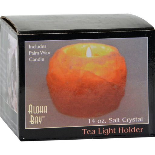 Himalayan Salt Tealight Holder - 2 Inch