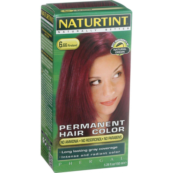 Naturtint Hair Color - Permanent - I-6.66 - Fireland - 5.28