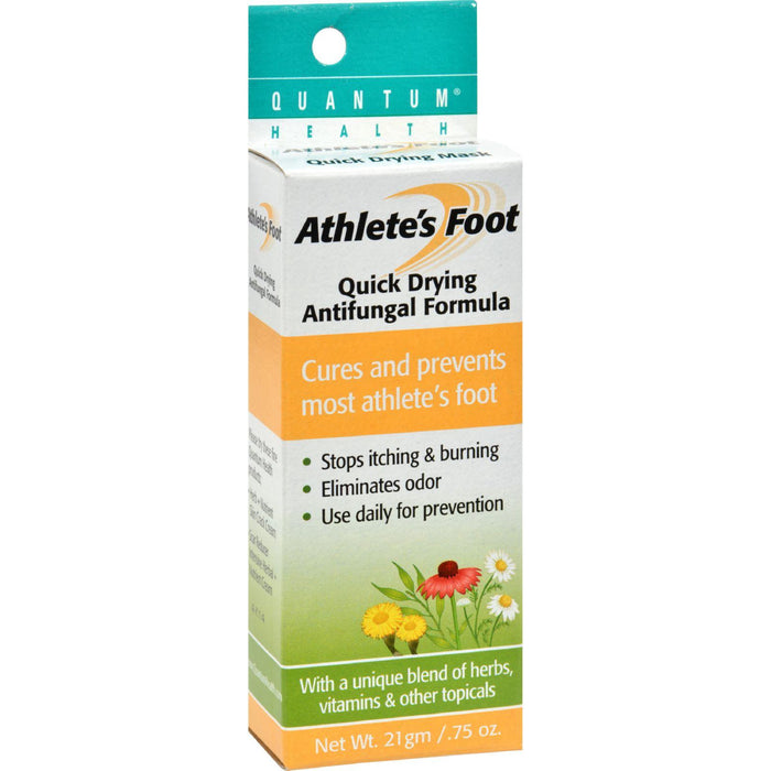 Quantum Athlete's Foot Cure - 0.75 Oz