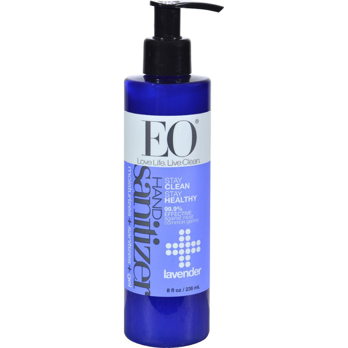Eo Products - Hand Sanitizing Gel - Lavender Essential Oil -