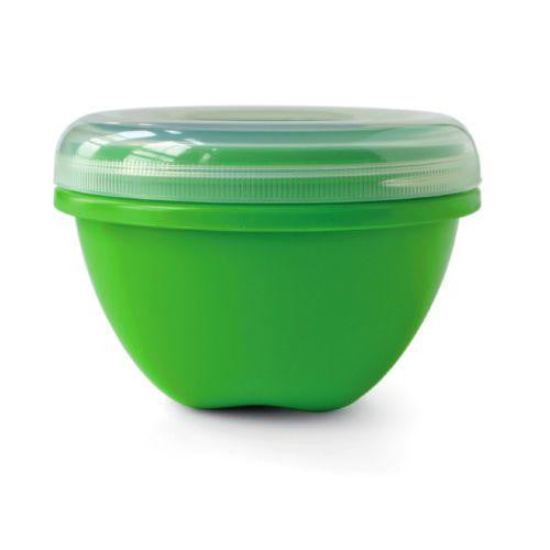 Preserve Large Food Storage Container - Green - Case Of 12 -