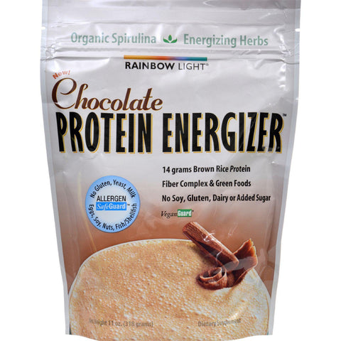 Chocolate Protein Energizer