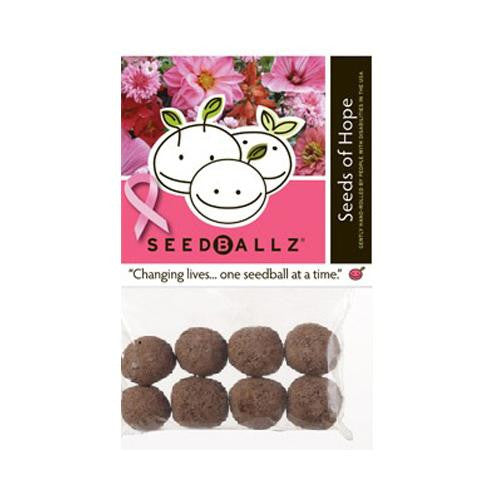 Seedballz Seeds Of Hope - 8 Pack - evoxMarket