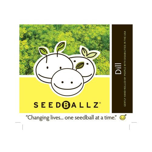 Seedballz Dill - 8 Pack - evoxMarket