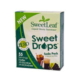 Sweet Leaf Sweet Drops - Soda Pack - Case Of 6 - 3 Packs - evoxMarket