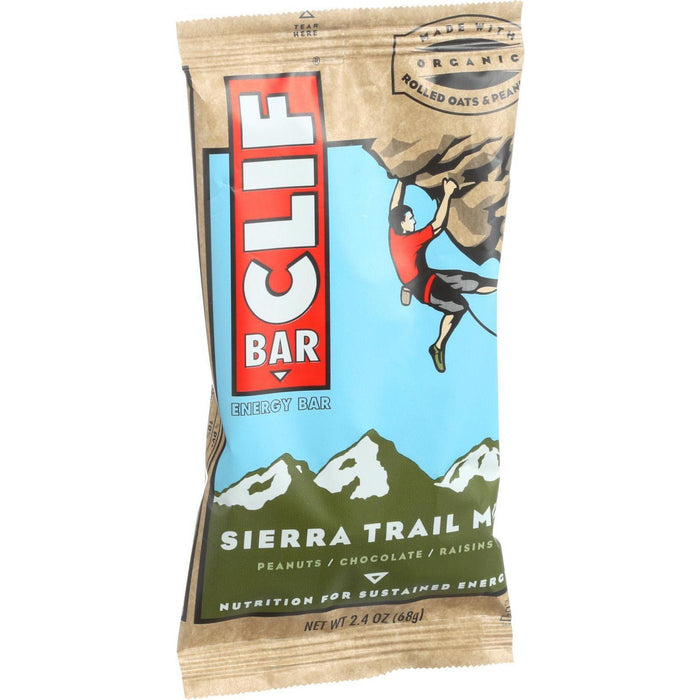 Clif Bar - Sierra Trail Mix - Case Of 12 - 2.4 Oz