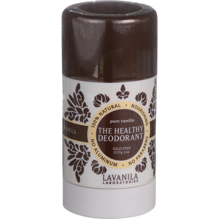 Lavanila Laboratories The Healthy Deodorant - Stick - Pure