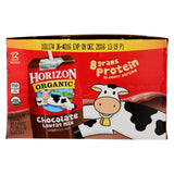 Organic Lowfat Chocolate Milk