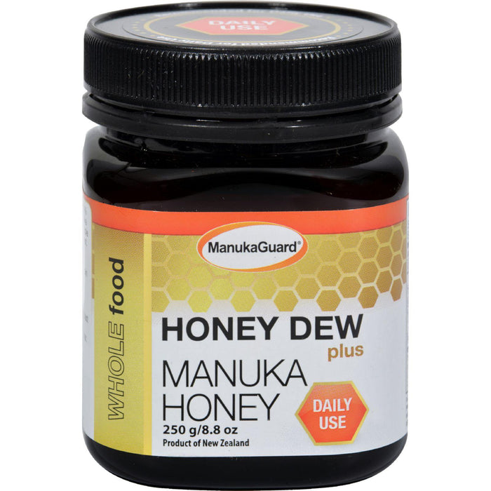 Manukaguard Manuka Honey - Honey Dew Plus - 8.8 Oz