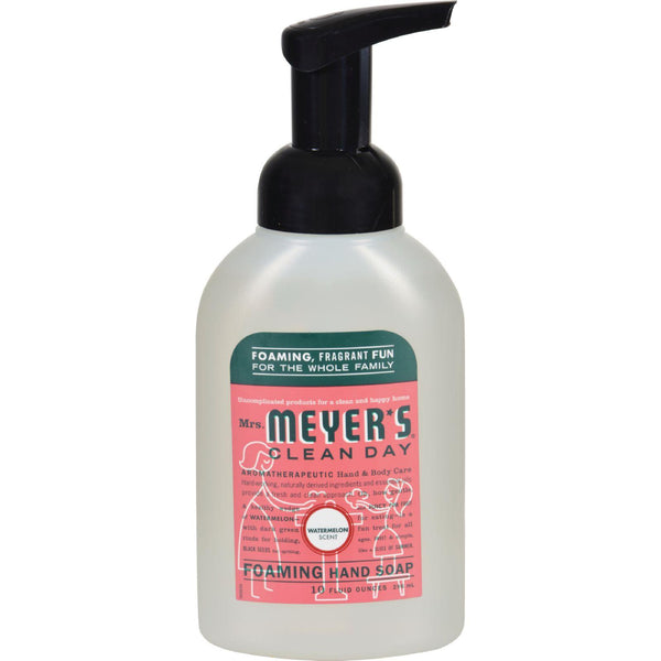 Mrs. Meyer's Foaming Hand Soap - Watermelon - 10 Fl Oz