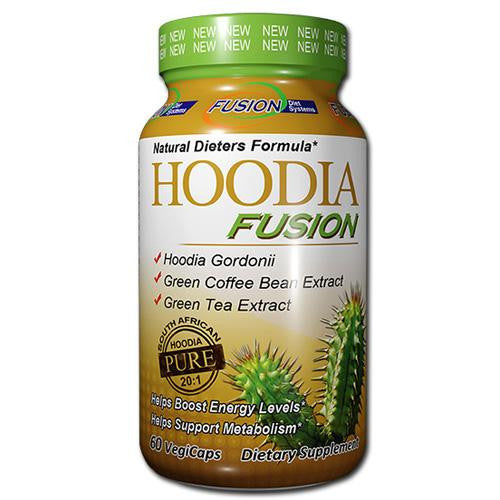 Fusion Diet Systems Hoodia Fusion - 60 Vegetarian Capsules - evoxMarket