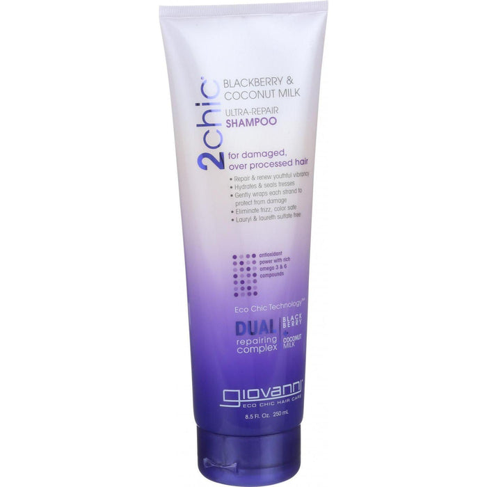Giovanni Hair Care Products Shampoo - 2chic - Ultra Repair -