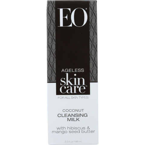 Eo Products Cleansing Milk - Ageless - Coconut - 3.3 Oz - 1 Each
