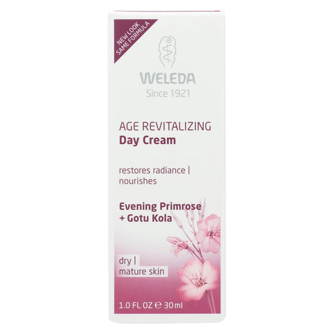 Weleda Day Cream - Age Revitalizing - Evening Primrose - 1 Oz